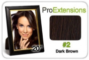 Brybelly Holdings PRLC-20-2 Pro Lace 50cm ., No. 2 Dark Brown