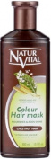 NATUR VITAL | Hair Colouring Treatment | Hair Mask N Chestnut for Grey Hair 300ml