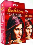 Godrej Fashion Hair Colour NAT. Dark Brown 3