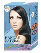 Hannah Natural 100% Pure Shikakai Herbal Powder, 100 Gramme