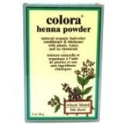 Colora Henna Veg-Hair Wheat Blonde 60ml