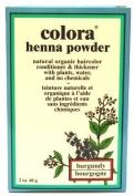 Colora Henna Veg-Hair Burgundy 59 ml