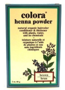 Colora Henna Veg-Hair Brown 60ml