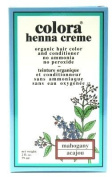 Colora Henna Creme Mahogany 59 ml