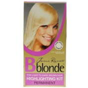 Jerome Russell B-Blonde Permanent Highlighting Kit Maximum Blonding
