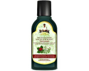 """Hair Oil """"Firming"""" From Falling Out with Burdock Oil Chamomile, Ginseng, Sage, Wild Roses 150 Ml"""