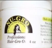 Nu-Gro Professional Hair-Gro Oil
