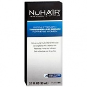 NuHair Thinning Hair Serum for Men and Women 90ml bottle