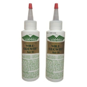 "Wild Growth Hair Oil 120ml ""Pack of 5.1cm"