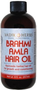 Brahmi-Amla Hair Oil, 120ml - Promotes excellent hair growth and conditioning