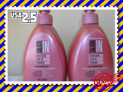 Saloon in Colour Guard Leave on Hair Treatment 300ml X2