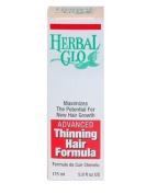 Herbal Glo Thinning Hair Formula - advanced, 5.9 fluid ounces.
