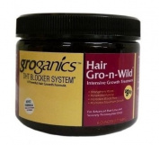 Groganics Hair Gro-N-Wild | Hair Growth Treatment | Hair & Scalp Treatment
