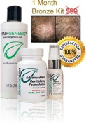 1 Month Hair Loss Solution and Prevention Product By Hair Genesis