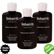 Anti Hair Loss Treatment - Topical Herbal Hair Tonic for Men and Women - Faster Hair Growth Solution 3 Months Supply