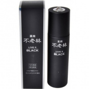 Shiseido Live-X BLACK Hair Tonic for Men Medicated Flowline 200ml