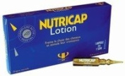 Nutricap Lotion (10 ampoules of 5mL each) Brand