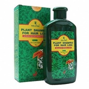Plant Shampoo for Hair Loss - Acceleration Hair Growth Formula - 8 Oz (230 Ml) - Bottle