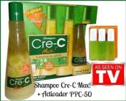 SHAMPOO CRE-C MAX GINSENG HAIR LOSS SYSTEM + PPC 50