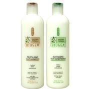 Dr Ross' BIOGEM Shampoo 350ml /Conditioner 350ml-Oily