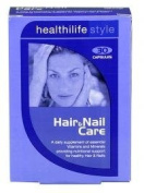 Healthilife Hair And Nail Care 30caps
