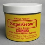 African Formula Super Grow Hair Gel Extra Hold 120ml