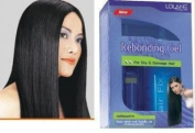 REBONDING GEL Straightening Straightener For Dry & Damaged Hair