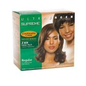 Ultra Sheen Supreme Valu-Pak No-Lye Conditioning Creme Relaxer