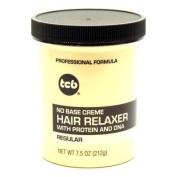 TCB Hair Relaxer 220ml Regular Jar
