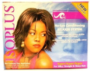 Isoplus No-Lye Relaxer Super Touch-Up Kit