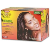 Hawaiian Silky Herbal Relaxer System - Regular 1 Application
