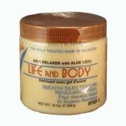 Vitale Life and Body Hair Relaxer Regular 470ml
