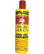 Paltas B.K.C Pink Oil Moisturiser For Strong And Healthy Hair 350 Ml