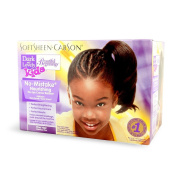 Beautiful Beginnings No-Lye Relaxer Kit Fine