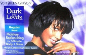 Dark & Lovely Relaxer Kit Regular (3-Pack) with Free Nail File
