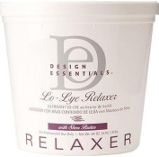 Design Essentials Lo-Lye Relaxer with Shea Butter 1.8kg