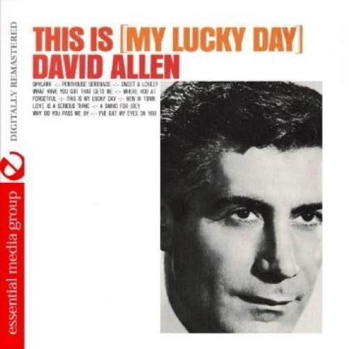 This Is My Lucky Day by David Allen
