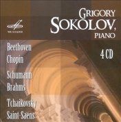Grigory Sokolov Plays Beethoven, Chopin, Schumann, Brahms, Tchaikovsky, Saint-Sa‰ns