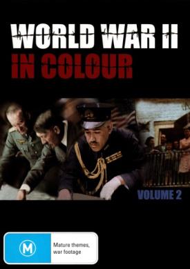 World War II In Colour Volume - 42.5KB