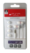 Sony Licenced Earphones - White & Pink