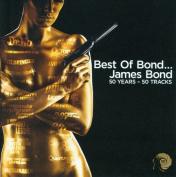 Best of Bond... James Bond [50 Years, 50 Tracks]