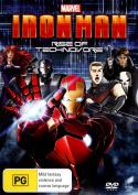 Iron Man: Rise of Technovore [Region 4]