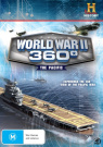 World War II 360: The Pacific [Region 4]