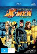 Astonishing X-Men: Quadrilogy  [2 Discs] [Region B] [Blu-ray]