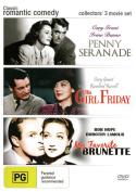 His Girl Friday / My Favourite Brunette / Penny Seranade  [Region 4]