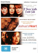 If These Walls Could Talk / Joshua's Heart / The Long Walk Home (Great Drama)  [Region 4]