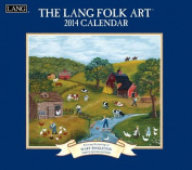 Reg 2014 Lang Folk Art Wall
