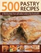 500 Pastry Recipes