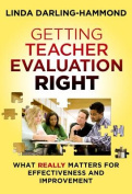 Getting Teacher Evaluation Right