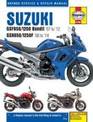 Suzuki GSF650/1250 Bandit & GSX650/1250F Service & Repair Manual